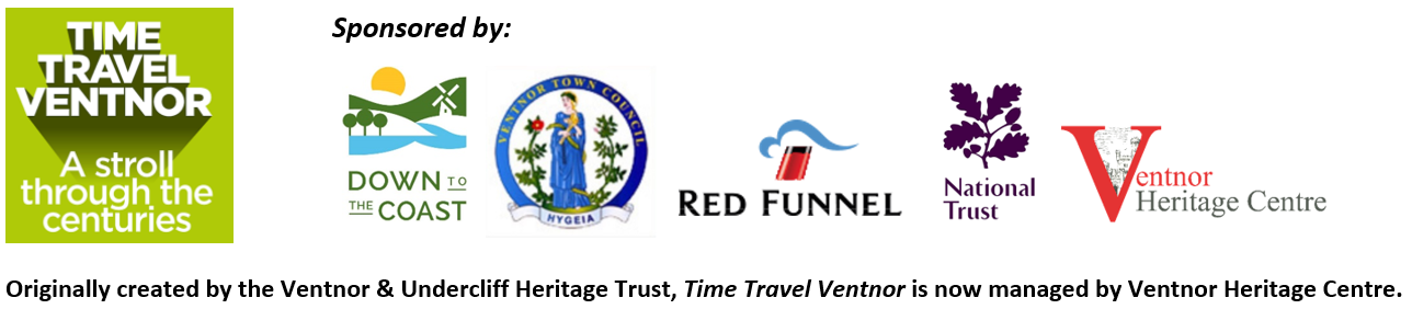 Time Travel Ventnor Sponsor Logos